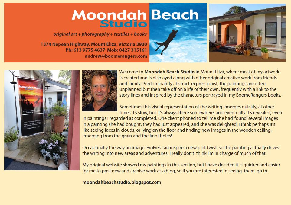 Moondah Beach Studio